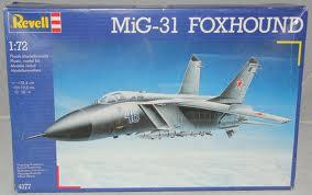 Image not found :Mikoyan MiG-31 Foxhound