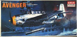 Image not found :Grumman TBF-1 Avenger (larger box)