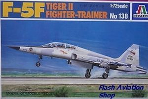 Image not found :F-5F Tiger II
