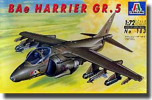 Image not found :BAe Harrier GR.5