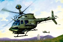 Image not found :Bell OH-58D Combat Scout