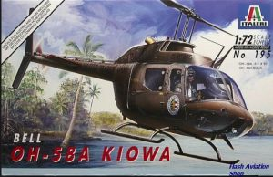 Image not found :Bell OH-58A Kiowa