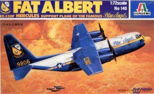 Image not found :Lockheed C-130 Hercules 'Fat Albert'