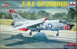 Image not found :F-8E Crusader (including Italeri 1230, so 2 x F-8E !)