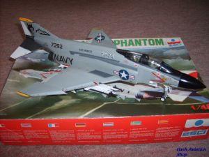 Image not found :F-4B/J Phantom II (Phantom letters in green)