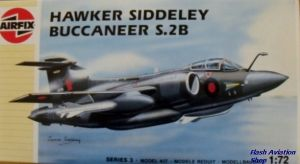 Image not found :H.S. Buccaneer S.2B (yellow left side)
