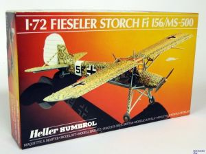 Image not found :Fieseler Storch Fi.156/MS-500