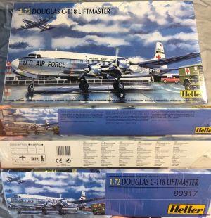Image not found :Douglas C-118 Liftmaster