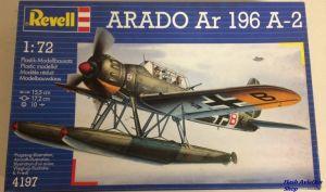 Image not found :Arado Ar.196A-2