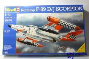 Image not found :Northrop F-89D/J Scorpion