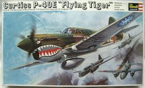 Image not found :Curtiss P-40E 'Flying Tiger'