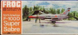 Image not found :North American F-100D Super Sabre (L2)