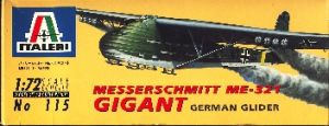 Image not found :Messerschmitt Me.321 B-1 Gigant
