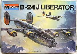 Image not found :Consolidated B-24J Liberator (original box)