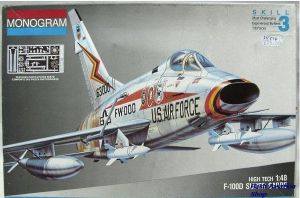 Image not found :F-100D Super Sabre High-Tech