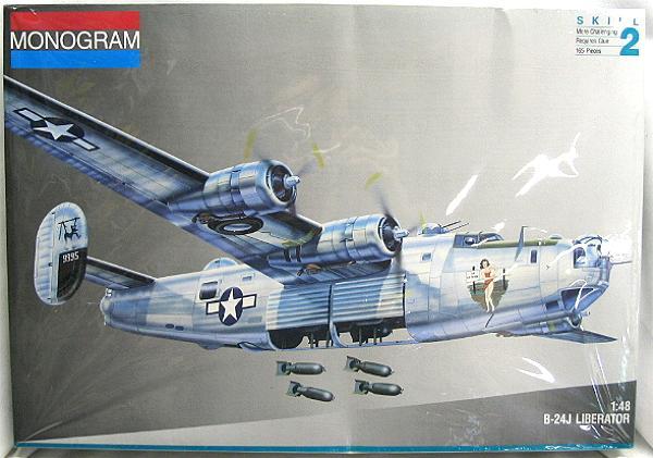 Image not found :B-24J Liberator