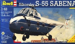 Image not found :Sikorsky S-55 SABENA