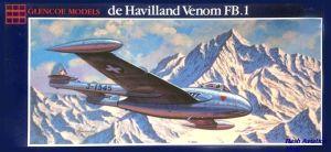 Image not found :De Havilland Venom FB.1