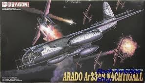 Image not found :Arado Ar.234B Nachtigall