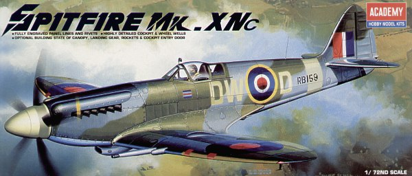 Image not found :Spitfire Mk.XIVc