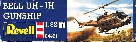 Image not found :Bell UH-1H Gunship