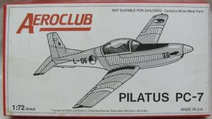 Image not found :Pilatus PC-7 (KLu)