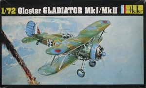 Image not found :Gloster Gladiator Mk.I/Mk.II (Black Box)