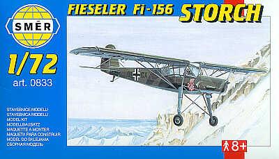 Image not found :Fieseler Fi.156C Storch / K-65 Cap