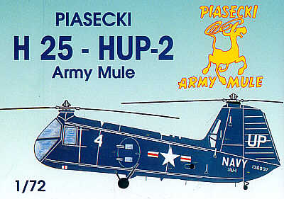 Image not found :Piasecki H25 - HUP-2