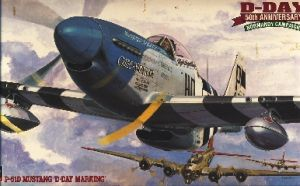 Image not found :P-51D Mustang D-Day Marking