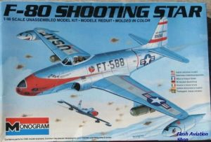 Image not found :F-80 Shooting Star