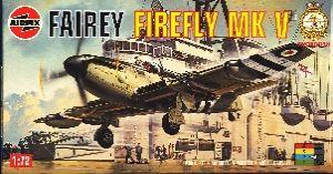 Image not found :Fairey Firefly Mk.V (dark blue box)