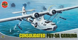 Image not found :Consolidated PBY-5A Catalina (grey box)