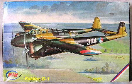 Image not found :Fokker G-1