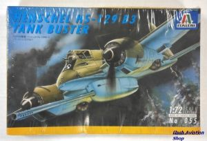 Image not found :Hs.129 B3 Tank Buster
