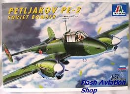Image not found :Petlyakov Pe-2 Soviet Bomber (Zvezda)