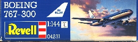 Image not found :Boeing 767-300 KLM