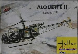 Image not found :Sud Aviation Alouette II