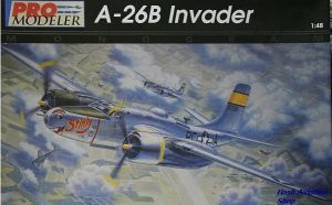 Image not found :A-26B Invader