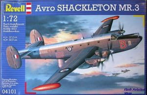 Image not found :Avro Shackleton MR.3