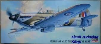 Image not found :Hurricane Mk.IIc 'Last of the Many'