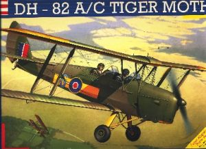 Image not found :DeHavilland DH.82 A/C Tiger Moth