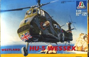 Image not found :Wessex HU.5 Wessex