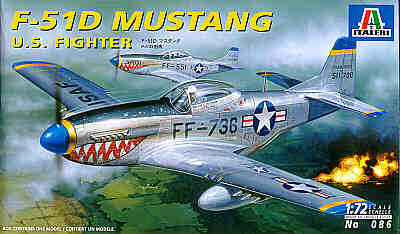Image not found :F-51D Mustang US Fighter