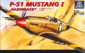 Image not found :P-51 Mustang I Razorback
