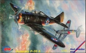 Image not found :Seversky P-35A