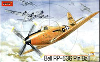 Image not found :Bell RP-63G 'Pin Ball'