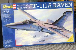 Image not found :General Dynamics EF-111A Raven