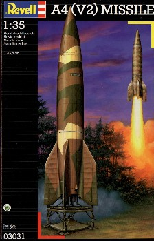 Image not found :Gerat A4 (V-2) Missile