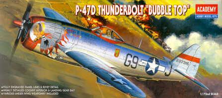 Image not found :P-47D Thunderbolt (Bubble-top)